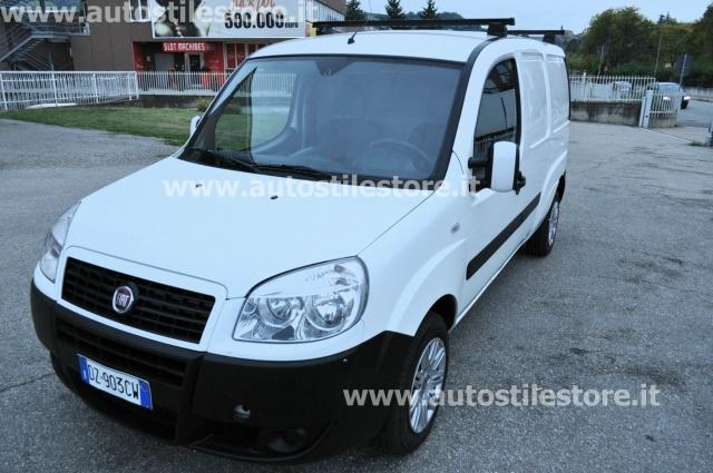 FIAT Doblo Doblò 1.9 MJ Cargo MAXI Immagine 0