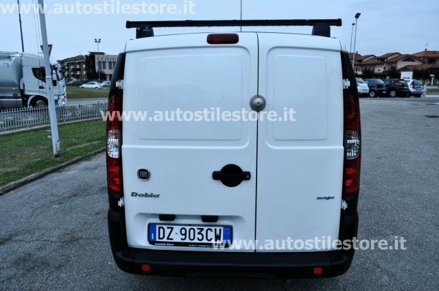 FIAT Doblo Doblò 1.9 MJ Cargo MAXI Immagine 4