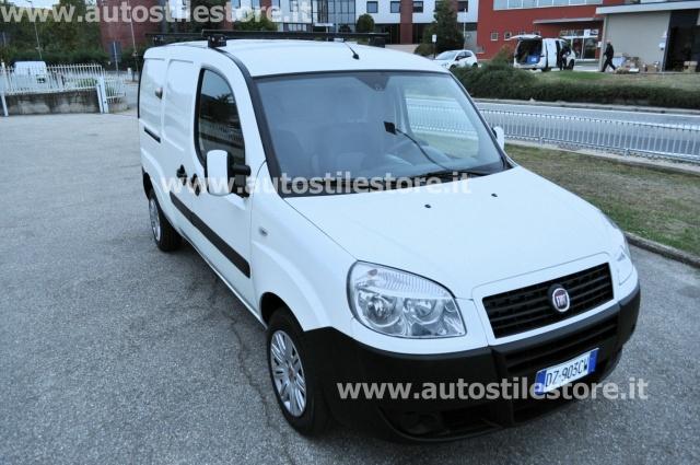 FIAT Doblo Doblò 1.9 MJ Cargo MAXI Immagine 2