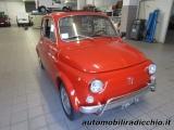 FIAT 500L ALLESTIMENTO 1970, PELLE E TETTO APRIBILE