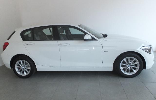 BMW 118 D 5P Immagine 2