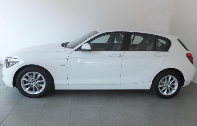 BMW 118 D 5P Immagine 3