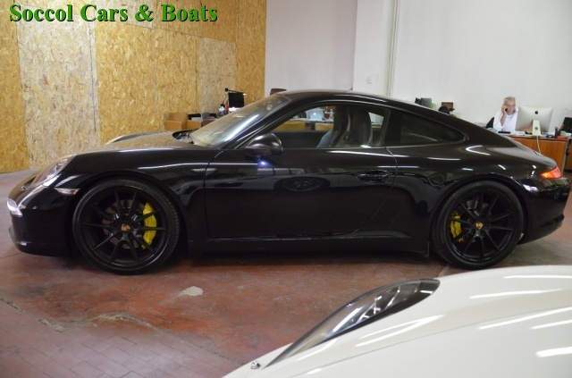 PORSCHE 911 3.8 Carrera S Coupé*TURBO LOOK*SPORT CHRONO* Immagine 2