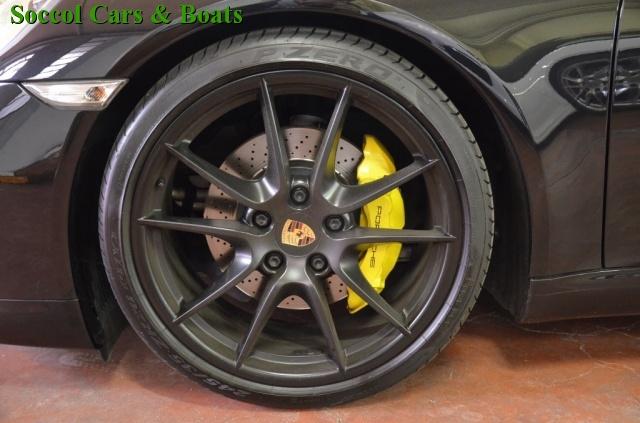 PORSCHE 911 3.8 Carrera S Coupé*TURBO LOOK*SPORT CHRONO* Immagine 4