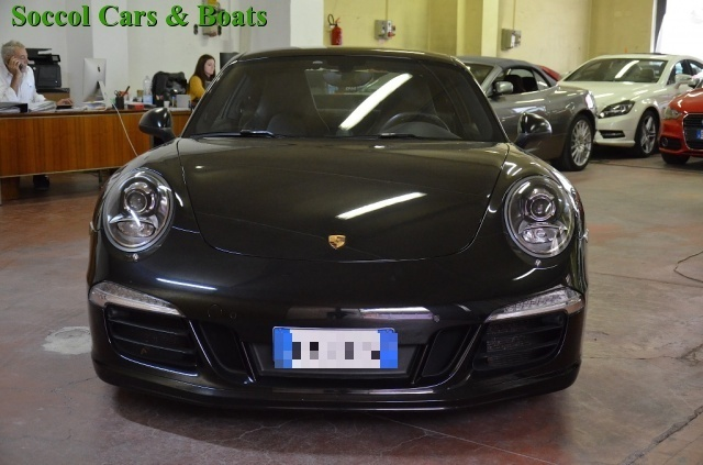 PORSCHE 911 3.8 Carrera S Coupé*TURBO LOOK*SPORT CHRONO* Immagine 1