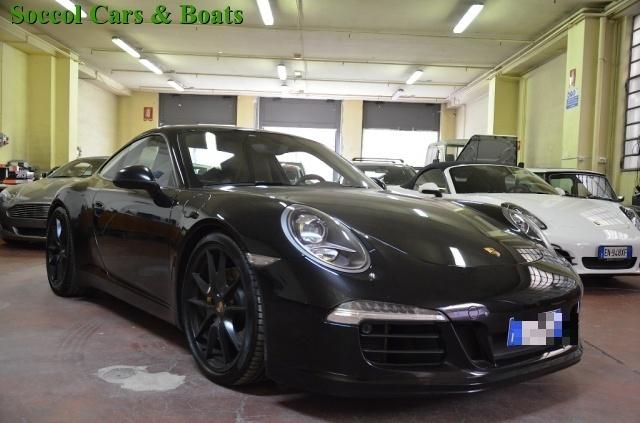 PORSCHE 911 3.8 Carrera S Coupé*TURBO LOOK*SPORT CHRONO* Immagine 0