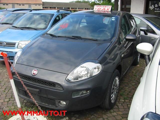 FIAT Punto 1.4 8V 5 porte Easypower Street !!! Immagine 2