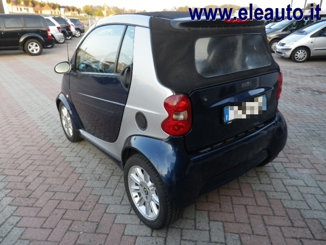 SMART ForTwo 600 smart cabrio passion (40 kW) Immagine 2