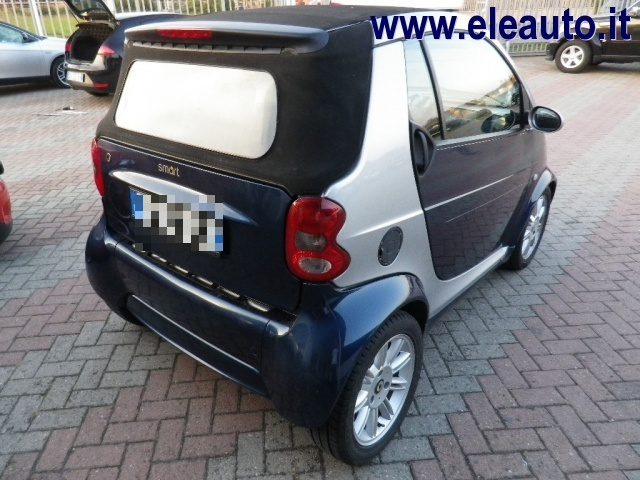 SMART ForTwo 600 smart cabrio passion (40 kW) Immagine 3