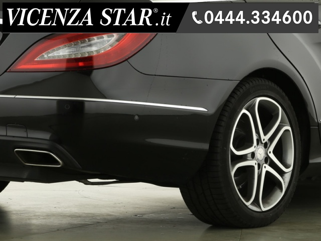 MERCEDES-BENZ CLS 220 d SW SPORT Immagine 3