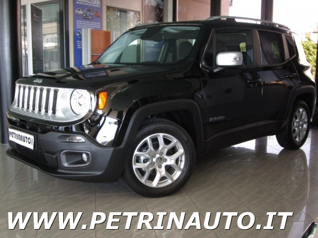 JEEP Renegade 1.4 MultiAir DDCT Limited Immagine 0