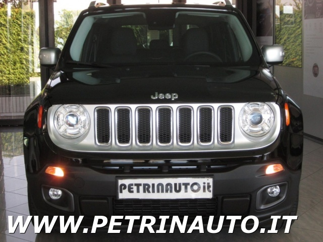 JEEP Renegade 1.4 MultiAir DDCT Limited Immagine 2