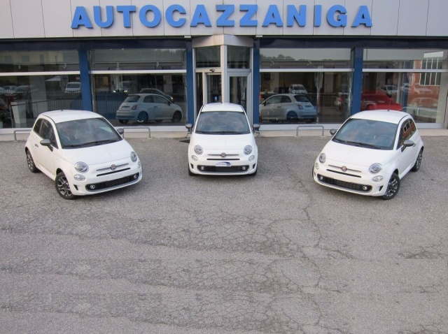 FIAT 500 S 1.2 69cv NUOVO MODELLO IN SUPER OFFERTA Immagine 2