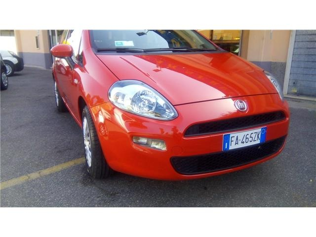 FIAT Punto 1.2 8V 3 porte Street KM CERTIFICATI FIAT Immagine 0