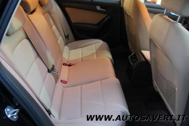 AUDI A4 Avant 2.0 TDI 120 CV Ambiente Immagine 2