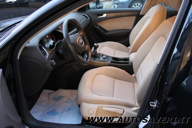 AUDI A4 Avant 2.0 TDI 120 CV Ambiente Immagine 3
