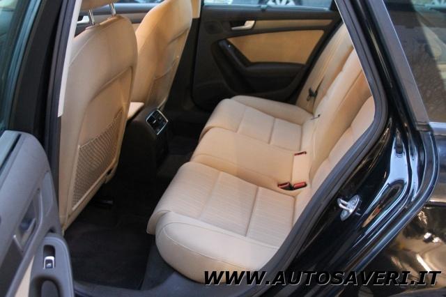 AUDI A4 Avant 2.0 TDI 120 CV Ambiente Immagine 4