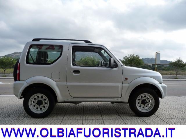 SUZUKI Jimny 1.3i 16V cat 4WD JLX   ?. 9.400,00 Immagine 0