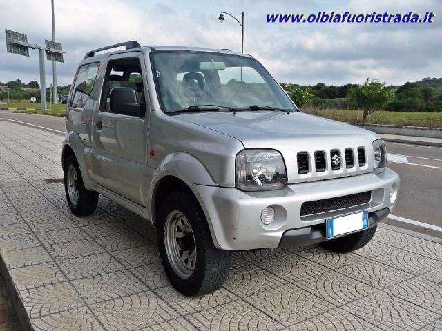 SUZUKI Jimny 1.3i 16V cat 4WD JLX   ?. 9.400,00 Immagine 1