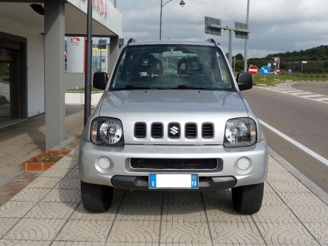 SUZUKI Jimny 1.3i 16V cat 4WD JLX   ?. 9.400,00 Immagine 2