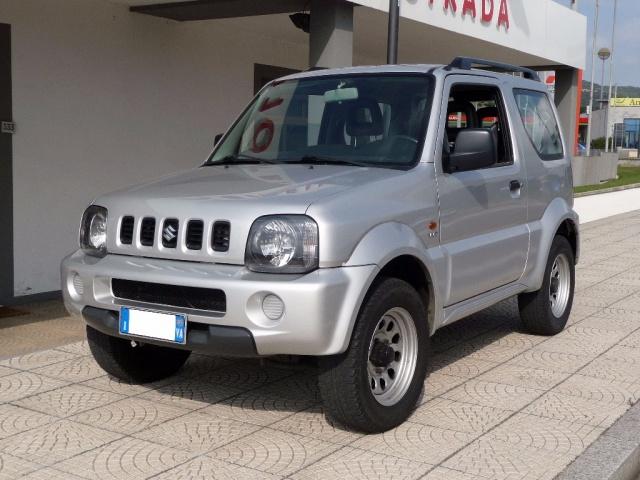 SUZUKI Jimny 1.3i 16V cat 4WD JLX   ?. 9.400,00 Immagine 3