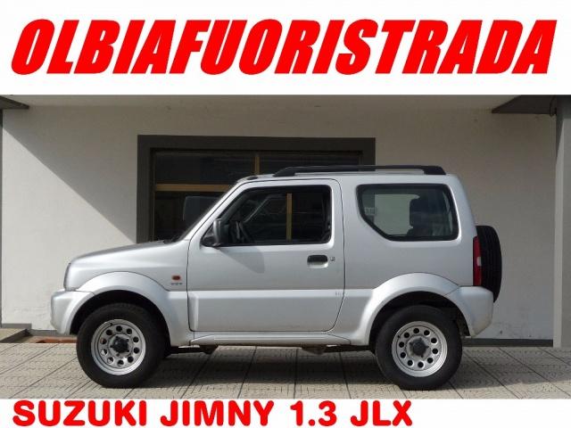 SUZUKI Jimny 1.3i 16V cat 4WD JLX   ?. 9.400,00 Immagine 4