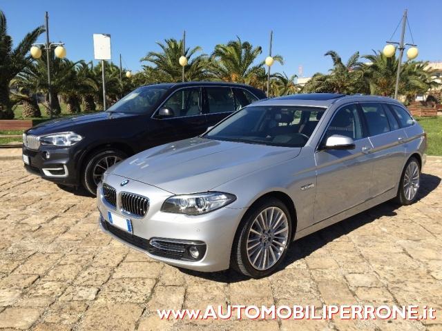 BMW 525 d Touring Luxury (List. ?77.800,00) Immagine 0