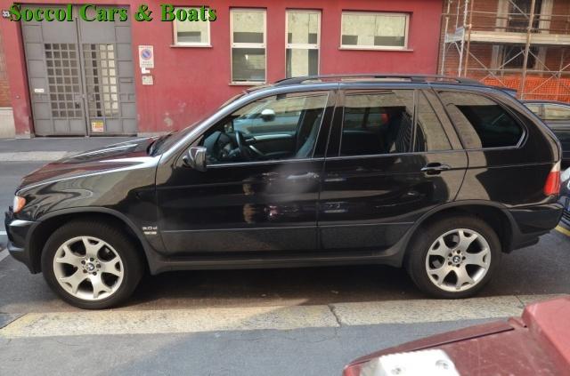 BMW X5 3.0d cat*NAVI*TETTO*GANCIO TRAINO*KM. CERTIFICATI! Immagine 2