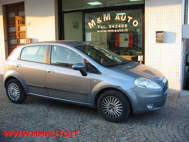 FIAT Grande Punto 1.4 Starjet 16V 5 porte Dynamic !!! Immagine 0