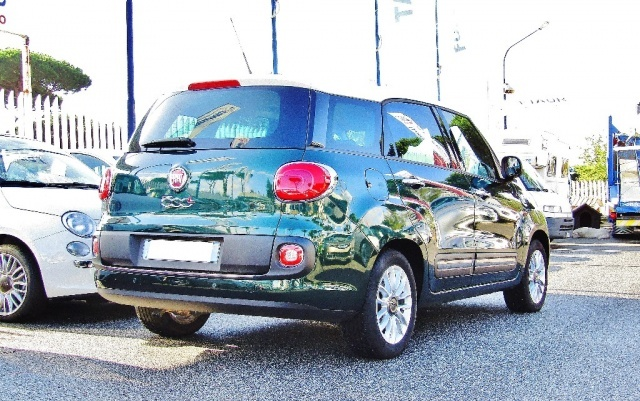 FIAT 500L Living 1.3 Multijet 85CV Lounge (7 POSTI)(SENSORI) Immagine 2