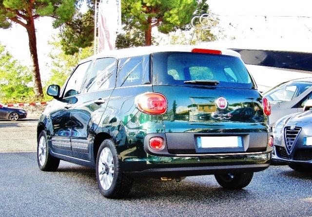 FIAT 500L Living 1.3 Multijet 85CV Lounge (7 POSTI)(SENSORI) Immagine 3