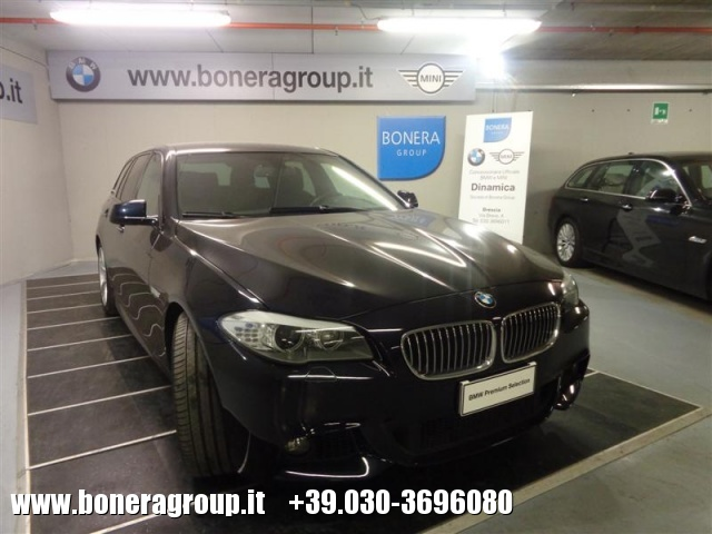 BMW 535 d xDrive Touring Msport Immagine 3