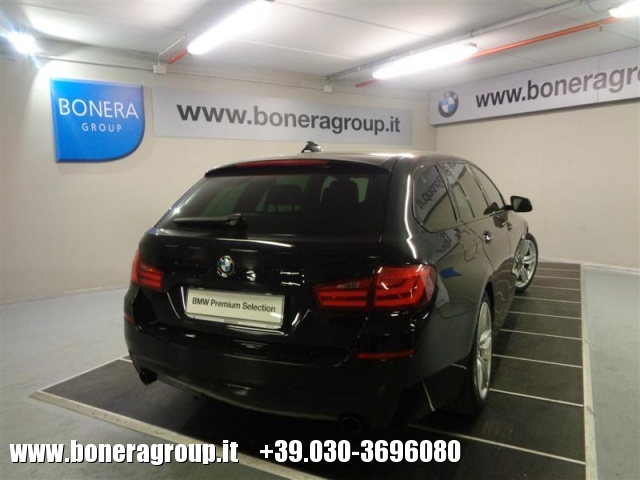 BMW 535 d xDrive Touring Msport Immagine 4