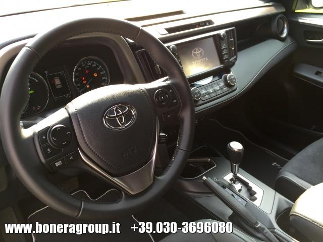 TOYOTA RAV 4 2.5 HSD 2WD E-CVT Style  MY16 VERSIONE AUTOCARRO Immagine 4