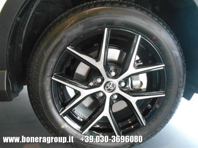 TOYOTA RAV 4 2.5 HSD 2WD E-CVT Style  MY16 VERSIONE AUTOCARRO Immagine 3