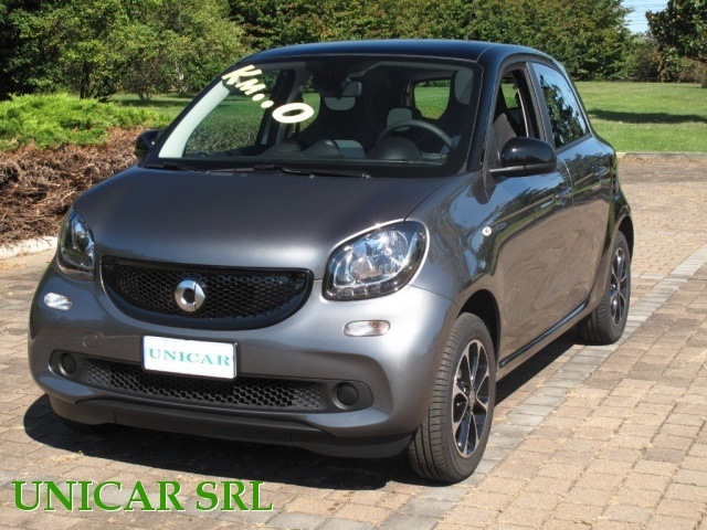 SMART ForFour 70 1.0 Passion Fidaty Immagine 0