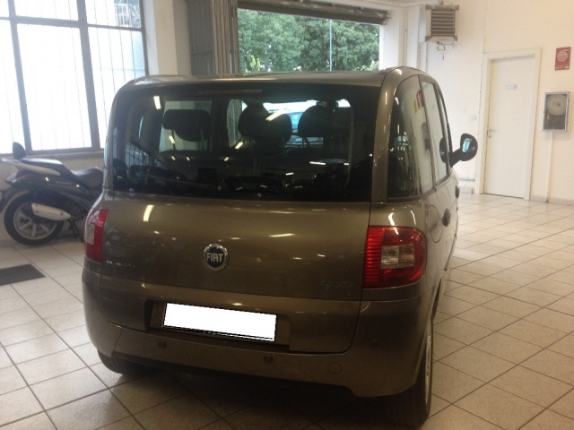 FIAT Multipla 1.6 16V Natural Power Dynamic Immagine 3