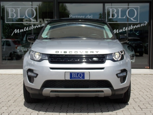 LAND ROVER Discovery Sport 2.0 TD4 150 CV HSE Immagine 1