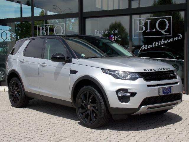 LAND ROVER Discovery Sport 2.0 TD4 150 CV HSE Immagine 0