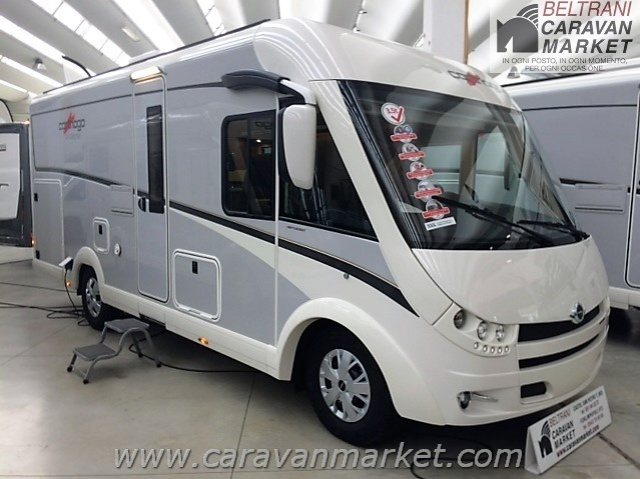CARTHAGO  C-TOURER I 142 - 2017 VENDUTO Immagine 0