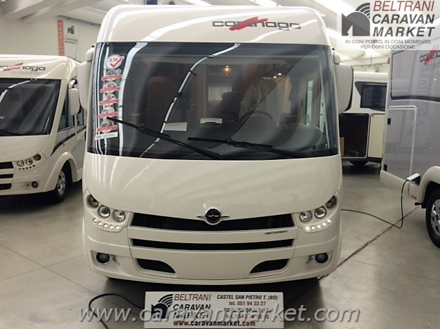 CARTHAGO  C-TOURER I 142 - 2017 VENDUTO Immagine 1