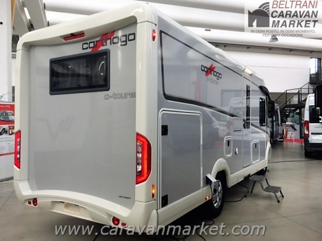 CARTHAGO  C-TOURER I 142 - 2017 VENDUTO Immagine 2