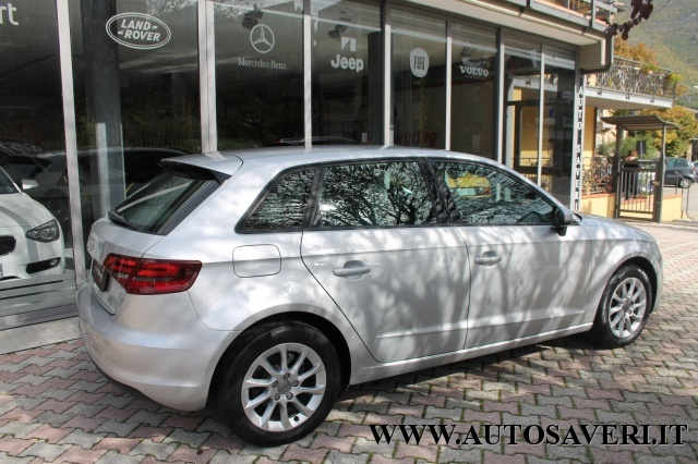 AUDI A3 SPB 1.6 TDI Attraction Immagine 4
