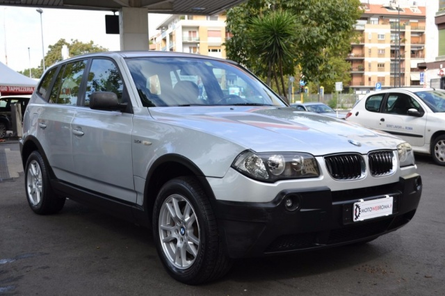 BMW X3 3.0i GPL nuovo Da vetrina Immagine 1