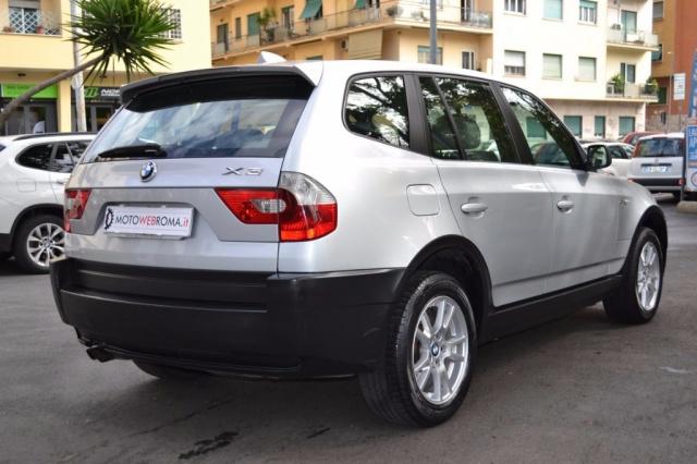 BMW X3 3.0i GPL nuovo Da vetrina Immagine 2