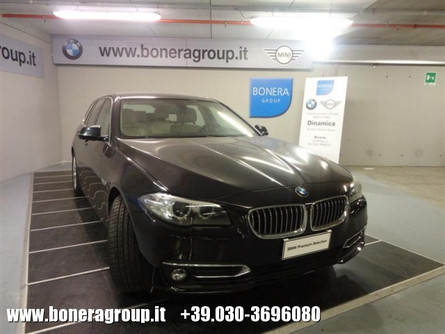 BMW 525 d Touring Luxury Immagine 3