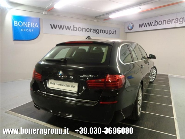 BMW 525 d Touring Luxury Immagine 4