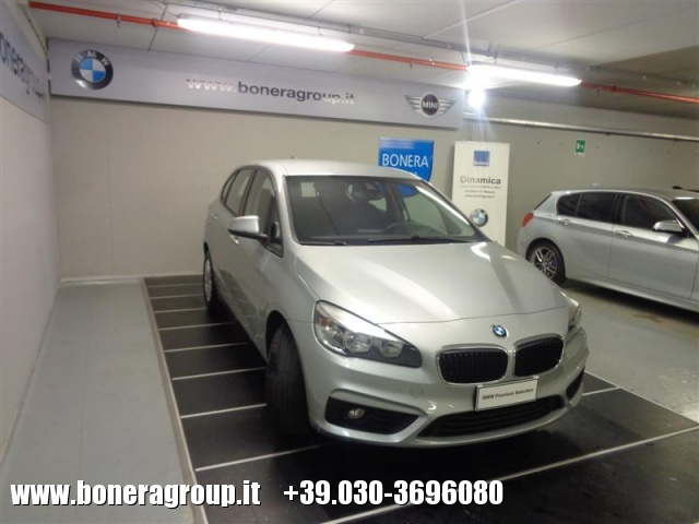 BMW 214 d Active Tourer Advantage Immagine 3