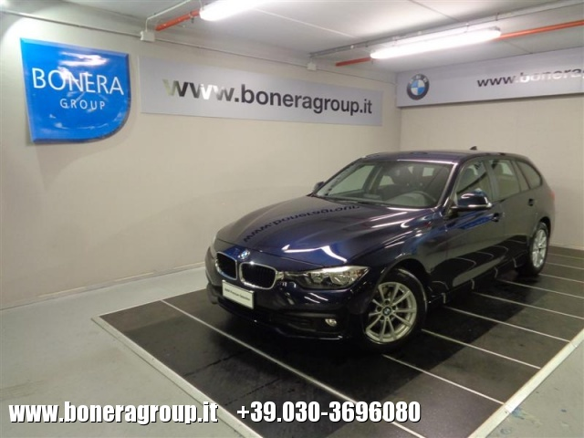 BMW 318 d Touring Business Advantage Immagine 0