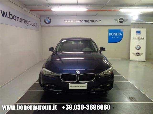 BMW 318 d Touring Business Advantage Immagine 2
